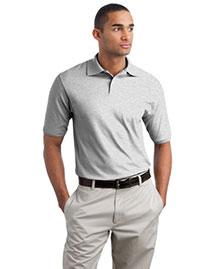 Jerzees 437M Men Spotshield 56 Ounce Jersey Knit Sport Shirt