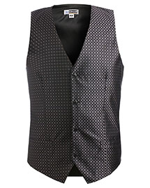 Edwards 4396 Men Grid Vest