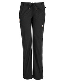 Code Happy 46000AP Women Low Rise Straight Leg Drawstring Pant at bigntallapparel