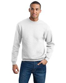 Jerzees 4662M Men Super Sweats Crewneck Sweatshirt at bigntallapparel