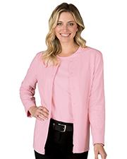 Blue Generation BG4701 Women Ladies Long Sleeve Cardigan  -  Pink 3 Extra Large Solid