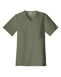 Cherokee Workwear 4743 Women Vneck Top