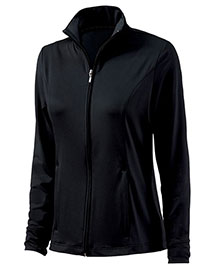 Charles River Apparel 5186 Women Fitness Jacket at bigntallapparel