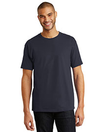 Hanes 5250 Men Tagless 100% Comfortsoft Cotton T Shirt at bigntallapparel