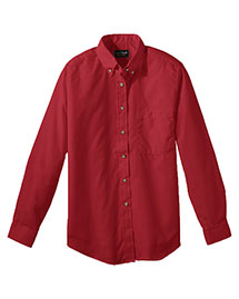 Edwards 5280 Women Easy Care Long Sleeve Poplin Shirt
