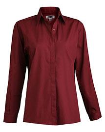 Edwards 5290 Women Long Sleeve Cafe Shirt