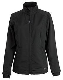Charles River Apparel 5317 Women Axis Soft Shell Jacket at bigntallapparel