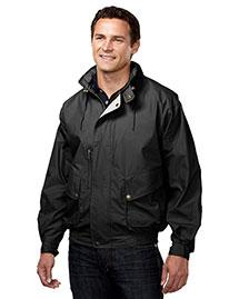 Tri-Mountain 5400 Men Cotton/Poly Poplin Jacket With  Lining