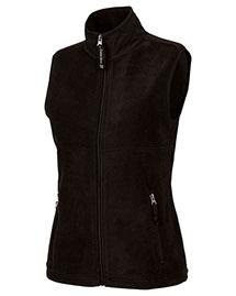 Charles River Apparel 5603 Women Ridgeline Fleece Vest at bigntallapparel