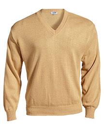 Edwards 565 Men V-Neck Sweater With Tuff-Pil Plus