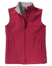 Charles River Apparel 5819 Women Soft Shell Vest at bigntallapparel