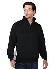 Tri-Mountain 647 Men 80% Cotton 20% Polyester Pullover Sweat Shirt