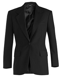 Edwards 6680 Women Single Breasted Wool Blend Suit Coat at bigntallapparel