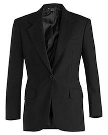 Edwards 6680 Women Single Breasted Wool Blend Suit Coat