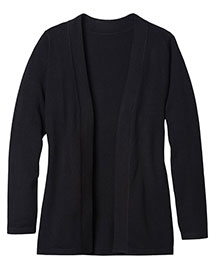 Edwards 7056 Women Open Front Cardigan at bigntallapparel