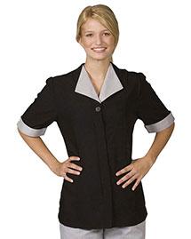 Edwards 7276 Women Spun Polyester Tunic