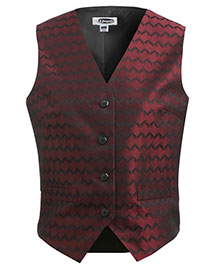 Edwards 7391 Women Swirl Brocade Vest