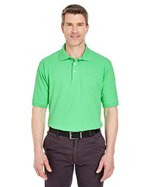 Ultraclub 7500 Men Classic Platinum Polo