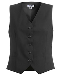 Edwards 7680 Women High Button Vest