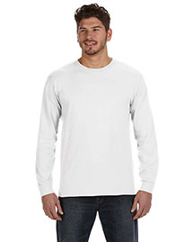 Anvil 784AN Men  Ringspun Heavyweight Long-Sleeve T-Shirt