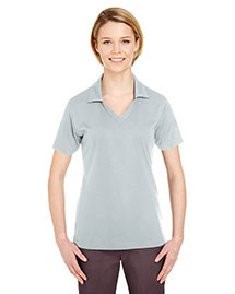 Ultraclub 8320L Women Platinum Performance Jacquard Polo With Tempcontrol Technology