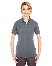 Ultraclub 8325L Women Platinum Performance Birdseye Polo With Tempcontrol Technology