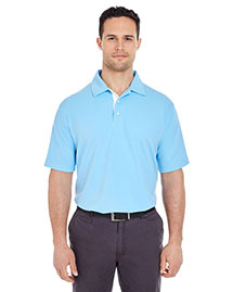 Ultraclub 8325 Men Platinum Performance Birdseye Polo With Tempcontrol Technology