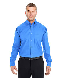 Ultraclub 8330 Men Performance Poplin