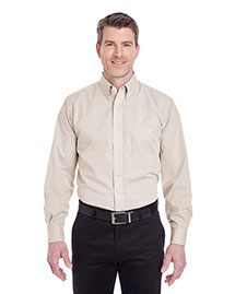 Ultraclub 8340 Men Wrinklefree Endonend Shirt