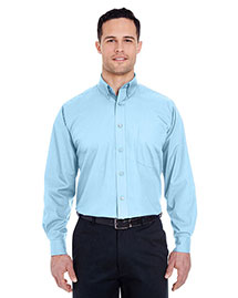 Ultraclub 8355 Men Easycare Broadcloth