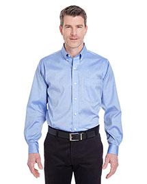 Ultraclub 8380 Men Noniron Pinpoint Shirt