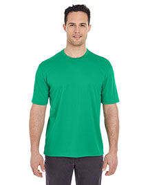 Ultraclub 8400 Men Cool & Dry Mesh Sport Tee at bigntallapparel