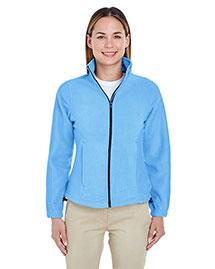 Ultraclub 8481 Women Iceberg Fleece Fullzip Jacket