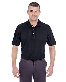 Ultraclub 8535T Men Tall Classic Pique Polo