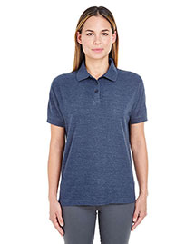 Ultraclub 8541 Women Whisper Pique Polo