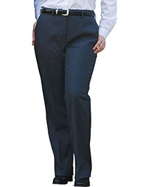 Edwards 8783 Women Wool Blend Flat Front Dress Pant