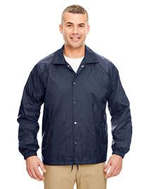 Ultraclub 8944 Men Nylon Coaches Jacket