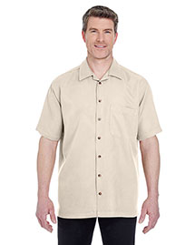 Ultraclub 8980 Men Cabana Breeze Camp Shirt