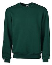 Soffe 9300 Men Adult Classic Crew Sweatshirt at bigntallapparel
