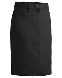 Edwards 9711 Women Chino Skirt Medium 25