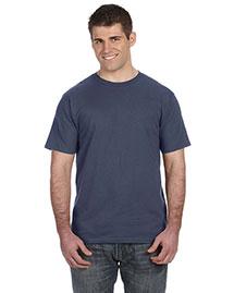 Anvil 980 Men  4.5 Oz. Ringspun Cotton Fashion Fit T-Shirt