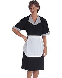 Edwards 9896 Women Spun Polyester Housekeeping Dress at bigntallapparel