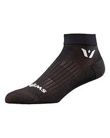 Swiftwick ASPIREONE  1 Pair Pack Ankle Sock at bigntallapparel