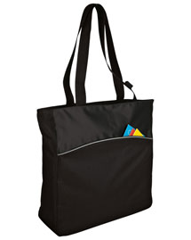 Port & Company B1510  New   Twotone Colorblock Tote
