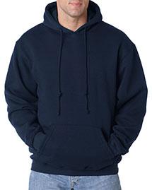 Bayside B960 Men 80/20 Hooded Sweatshirt