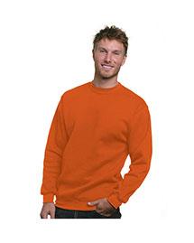 Bayside 1102 Men 80/20 Crew Sweatshirt