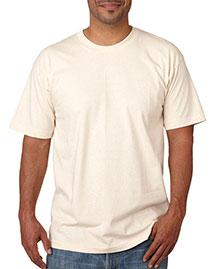 Bayside 5040 Men Shortsleeve Cotton Tee