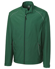 Cutter & Buck BCO00923 Men Cb Weathertec Beacon Full Zip Jacket