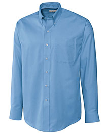 Cutter & Buck BCW01711 Men Long Sleeve Epic Easy Care Nailshead at bigntallapparel