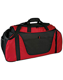 Port & Company BG1050  New   Twotone Medium Duffel